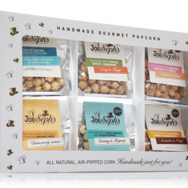 Gourmet Popcorn Selection Gift Box