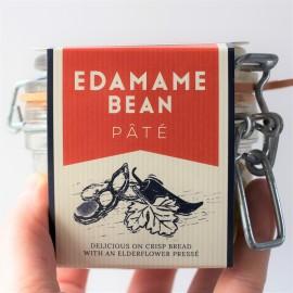 Vegan Edamame Bean Pâté