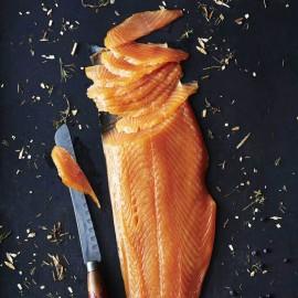 Cherry & Juniper Smoked Salmon
