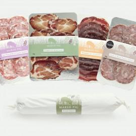 'Taste Explosion' Rare Breed Salami Pack