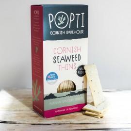 Cornish Seaweed Savoury Biscuit Thins
