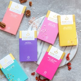 Raw Halo Raw Chocolate Taster Collection