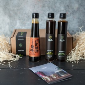 Special Soy Sauce Selection Pack