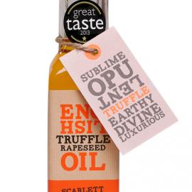 Sublime English Truffle Oil