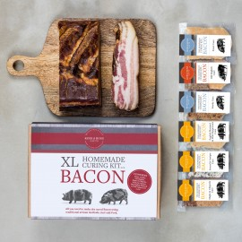 The XL Homemade Curing Kit... Bacon