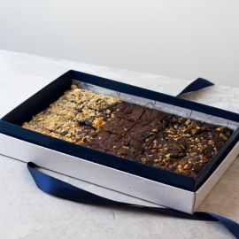 Brownie Selection Box
