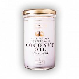 Cold Pressed Virgin Organic Coconut Oil