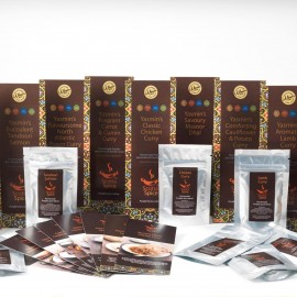 Yasmin's Authentic Curry Spice Recipe Kit - Gift Pack