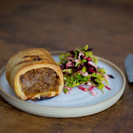 Pork and Smoked Chilli Sausage Rolls