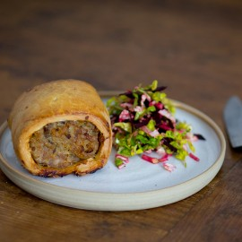 Pork and Sage Sausage Rolls