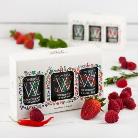 Gift Box of all three Womersley Luxury Jams