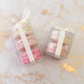 Pink Macaron Favours