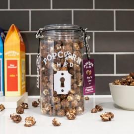 Chocolate Caramel Gourmet Popcorn