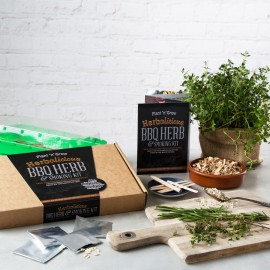 Herbalicious BBQ Herb & Smoking Growing Kit