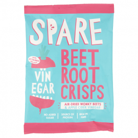Air-Dried Beetroot & ACV Crisps