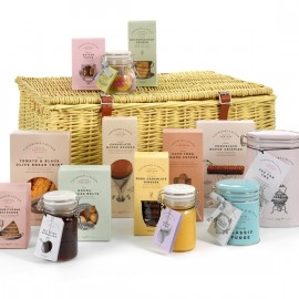 The York Hamper - Sweets, Snacks & Coffee Gift Set