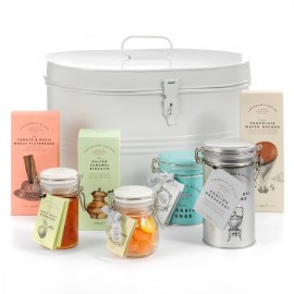 The Goatland Hamper - Sweet Treats & Tea Gift Set