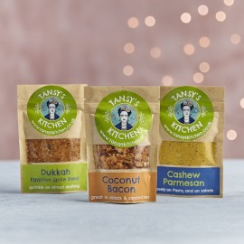 Plant Based Cooking Flavour Trio