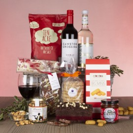 The Luxury Hamper with Wine