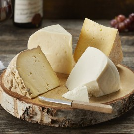 The Coquet Valley Cheese Board