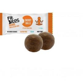 Orange Natural Energy Balls