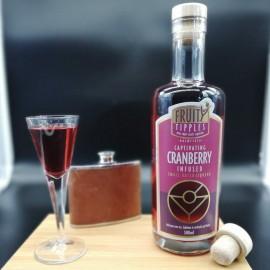 British Cranberry liqueur (Great Taste 2 star 2016)