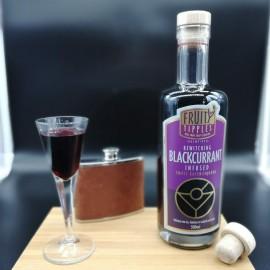 Fruity Tipples British Blackcurrant liqueur (Great taste 1 star award 2017)
