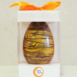 Boxed Easter Egg, ready for sending out to you