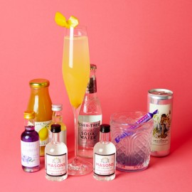 French 75 Cocktail Set