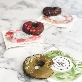 Pronuts Taster Pack - Raw Protein Donuts