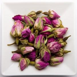 Damask Rose Bud Tea
