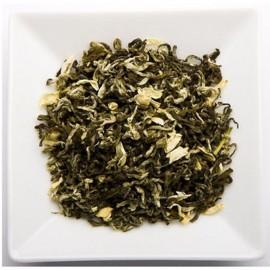 Snowy Flakes Premium Jasmine Green Tea