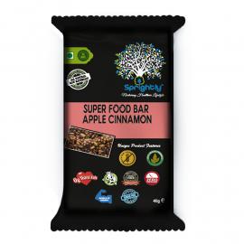Apple Cinnamon Super Food Bar