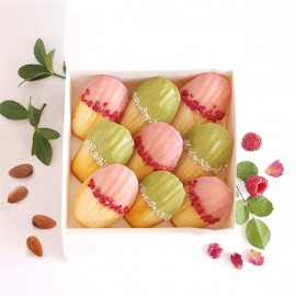 Madeleines - Floral Mixed Box