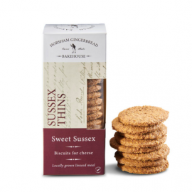 Sweet Sussex Thin Biscuits (4 x 175gr)