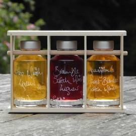 The Demijohn Mini Whisky Rack