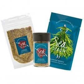Great Taste Double Act seaweed seasoning