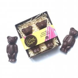 Dairy Free Alternative to Milk Chocolate Teddy Bears