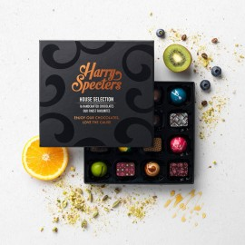Harry Specters House Selection Chocolate Box