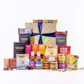 Luxury Vegan Treat Collection - Gift Wrapped
