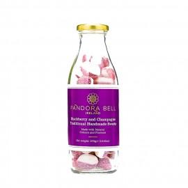 Blackberry & Champagne Natural Handmade Sweets - 3 bottles