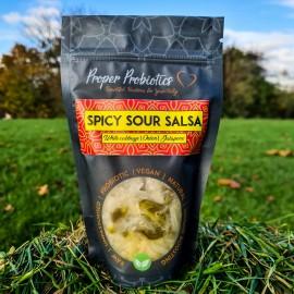 Spicy Sour Salsa