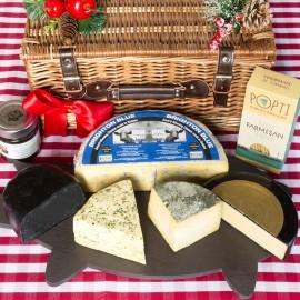Best Of British Cheese Set