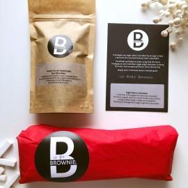Night Before Christmas Brownies & Hot Chocolate - serves 5