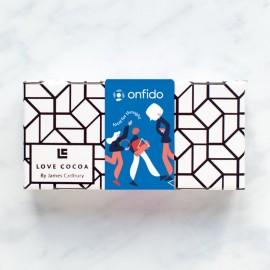 Example: Onfido Bespoke Branded Truffle Box