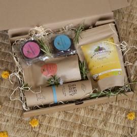 Tea lovers treat box (gluten free, vegan)