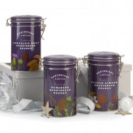 C&B Shortbread Selection Gift Box