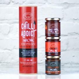 Chilli Addict Sauce Tube Gift Set