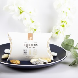 Vegan Pebble Beach - Sugar Coated Almonds