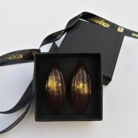 Bespoke Branded Salted Caramel Filled Chocolate Pods